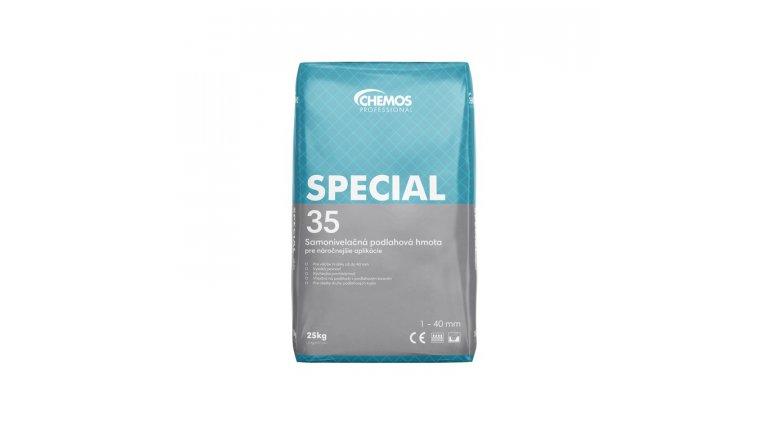 Samonivelační stěrka Chemos Special 35 / 25kg 0