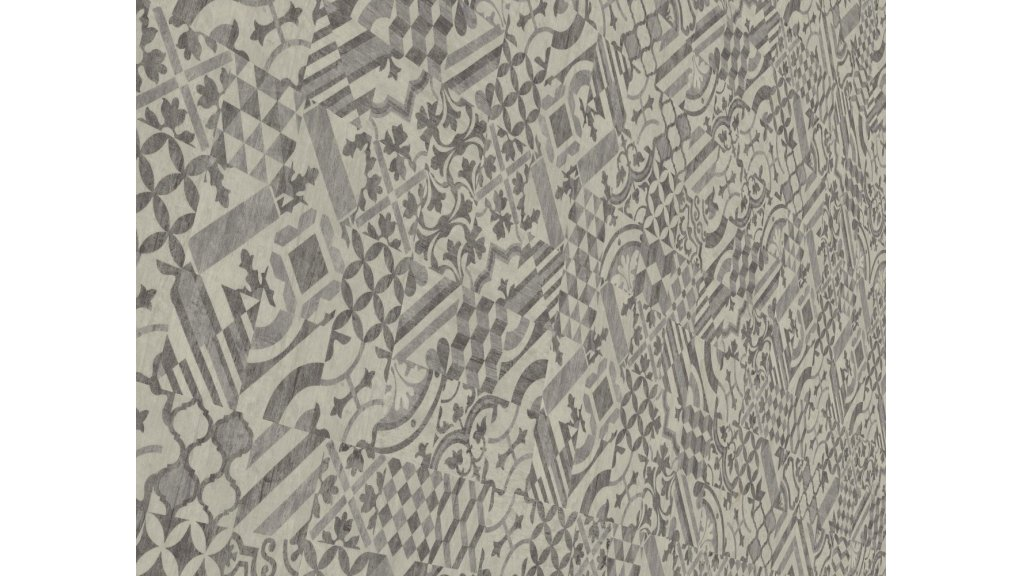 Vinylová podlaha lepená Wineo DESIGNline 800 Craft Mosaic Dark 0