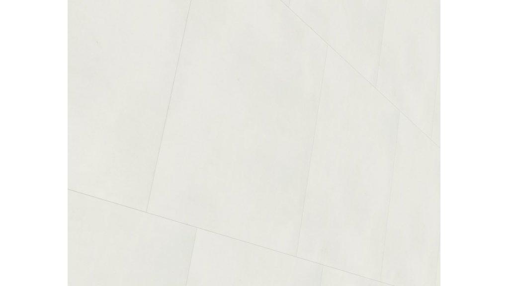 Vinylová podlaha lepená Wineo 800 Tile XXL Solid White 0