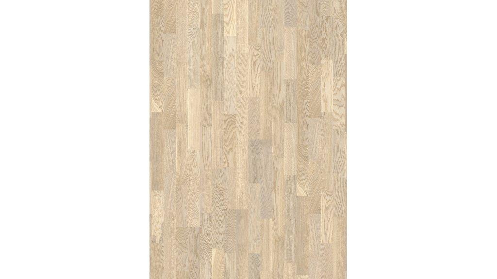 Dřevěná podlaha třívrstvá Designwood Dub bílý Conctreto 0