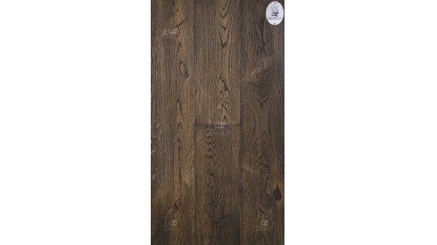 Dvouvrstvá dřevěná podlaha Esco  Karel IV 15/4x190-Černá 3020 0