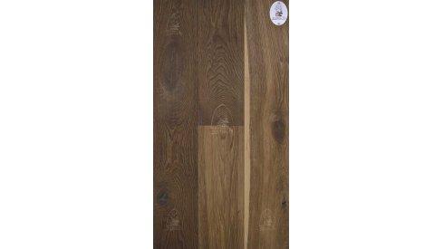 Masivní dřevěná podlaha Esco Karel IV Lehce kouřová 3000 0