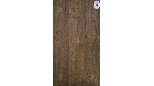 Dvouvrstvá dřevěná podlaha Esco  Karel IV 15/4x190-Olivově zelená 3007 0