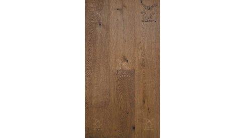Dvouvrstvá dřevěná podlaha Esco  Kolonial Original Koňak 0