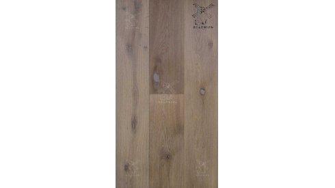 Masivní dřevěná podlaha Esco Kolonial Original Kouřová bílá 0