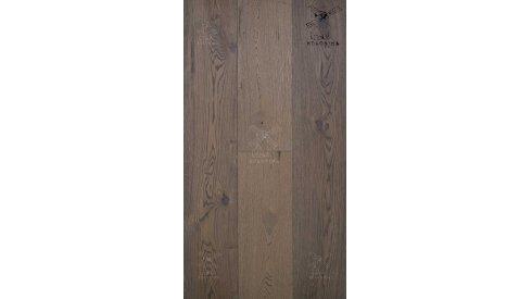 Dvouvrstvá dřevěná podlaha Esco  Kolonial Original Šedá 2012 0