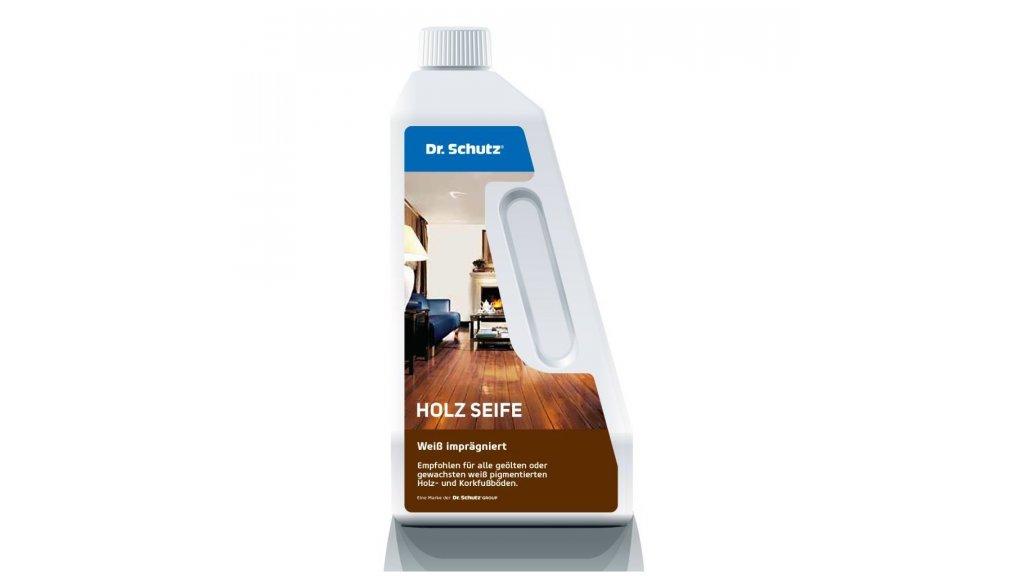 Mýdlo na dřevo bílé Dr. Schutz 750 ml 0