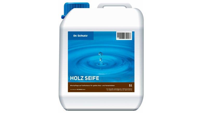 Mýdlo na dřevo Dr. Schutz 5 L 0
