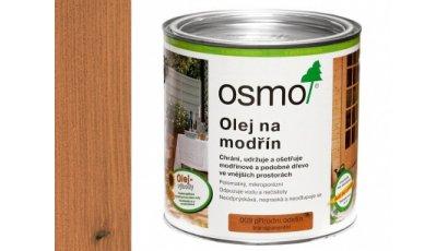Speciální olej na dřevo - Olej na modřín přírodně zbarvený 0,75l 0