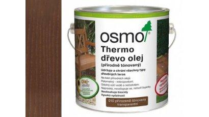 Speciální olej na dřevo - Olej na thermo - dřevo 2,5l 0