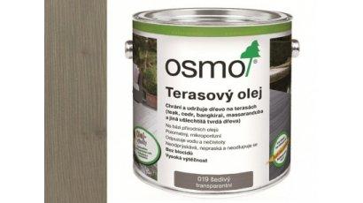Speciální olej na dřevo - terasový olej šedý 25l 0