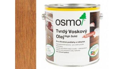 Tvrdý voskový olej Osmo barevný Jantarový 2,5 l 0