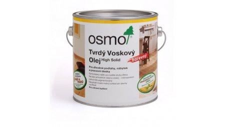 Tvrdý voskový olej Osmo barevný Hnědá zem 10 l 0
