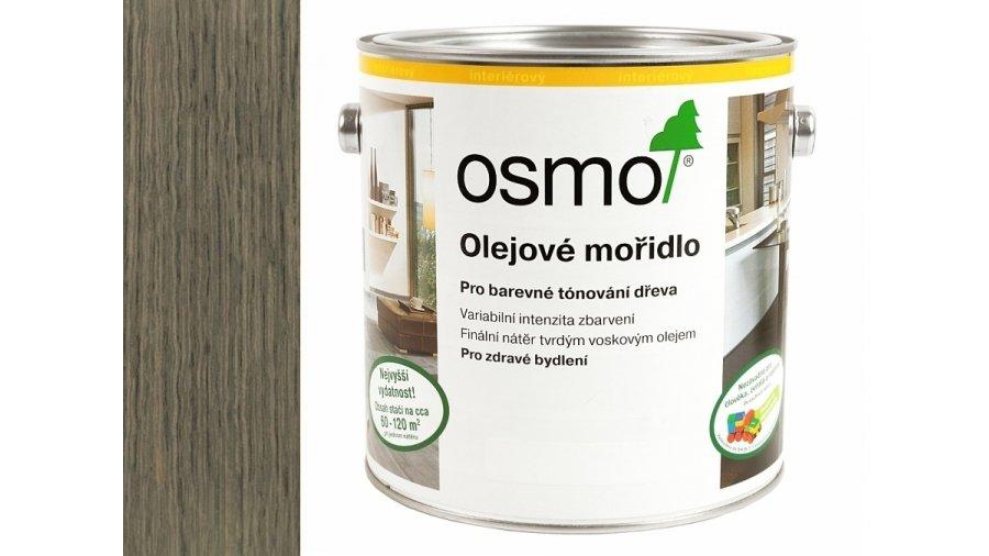 Olejové mořidlo Osmo Grafit 1l 0