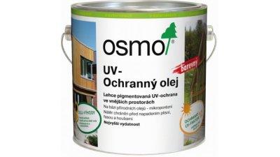UV - ochranný olej smrk/jedle barevný EXTRA, s účinnými látkami pro exteriér 2,5l 0