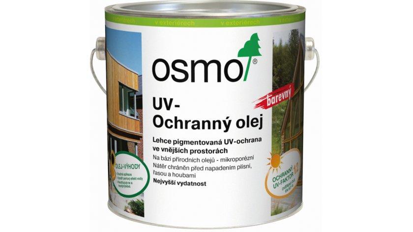 UV - ochranný olej dub barevný EXTRA, s účinnými látkami pro exteriér 25l 0
