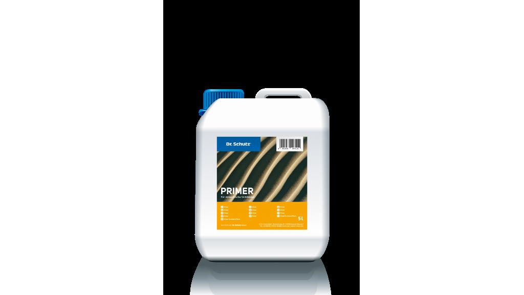 Primer pro minerální cementové podlahy Dr. Schutz 5 L - penetrace 0
