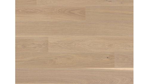 Dřevěná podlaha Boen Dub Andante bílý matný lak